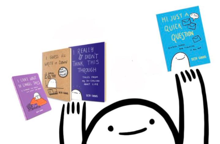 updated books